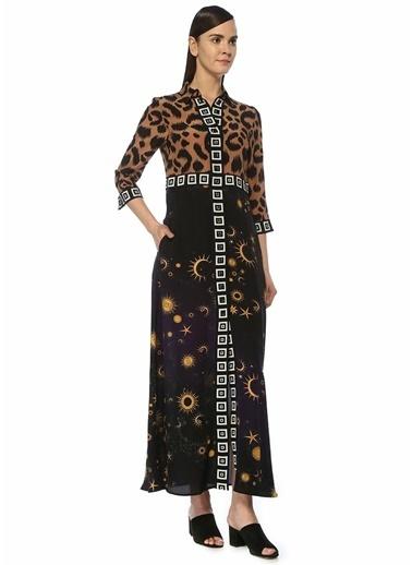 Beymen&Designer Elbise Renkli